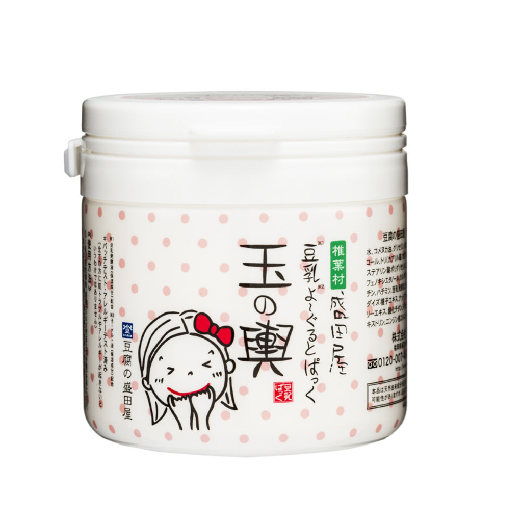 Tofu Moritaya Soy Milk Yogurt Facial Mask
