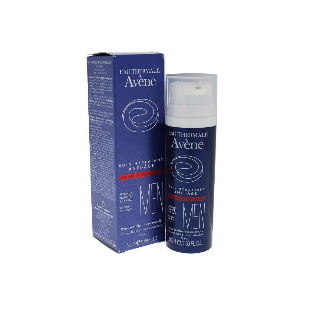 Men Anti-Aging Hydrating Care