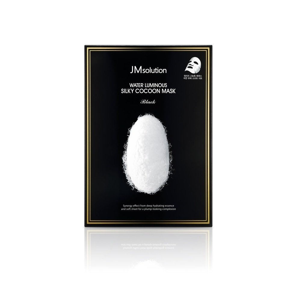 Water Luminous Silky Cocoon Mask
