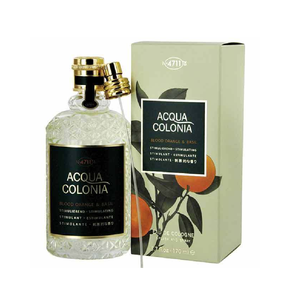 4711 Acqua Colonia Blood Orange & Basil Eau De Cologne