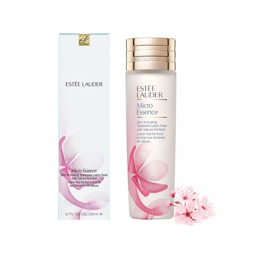 MIRCO ESSENCE Skin Activating Treatment Lotion Fresh With Sakura Ferment