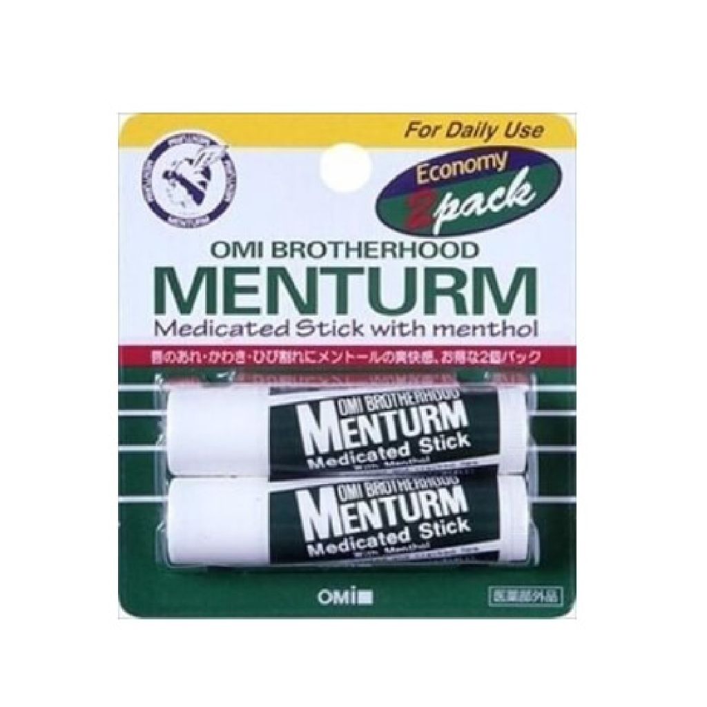 OMI Medicated Stick With Menthol 2Pcs