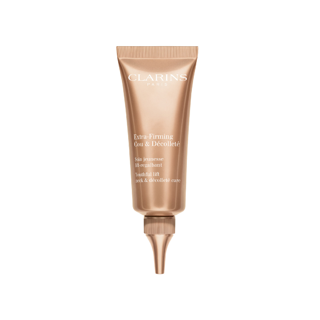 Clarins Extra-Firming Neck and Décolleté