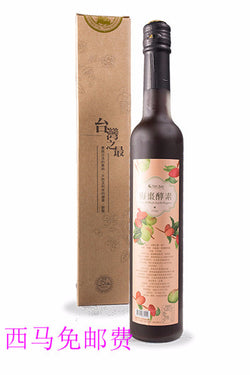 (Single Pack) Aroma Enzyme - (单瓶装) 花果萃酿酵素 (375ml)