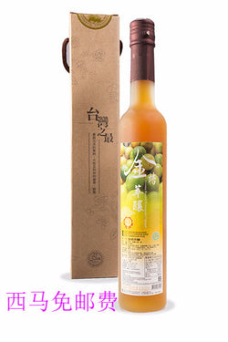 (Single Pack) Aroma Vinegar - (单瓶装) 花果萃釀果醋 (375ml)