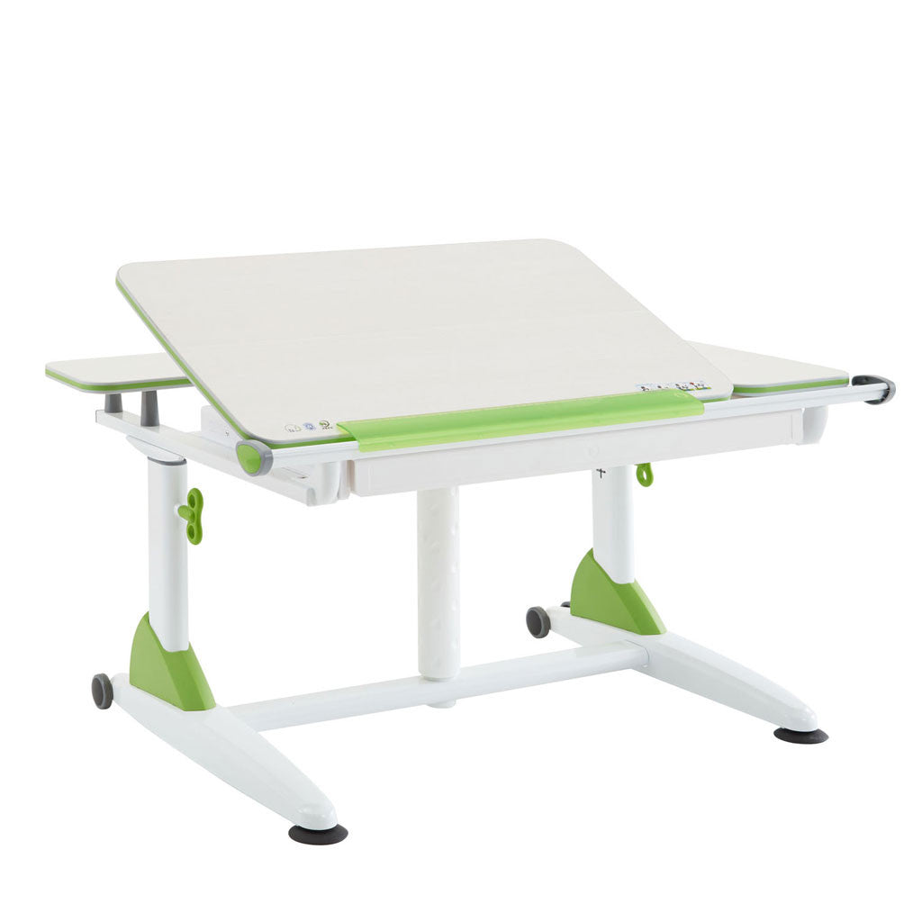 G6+ XS - Ergonomic Gas Lift Tilt desk