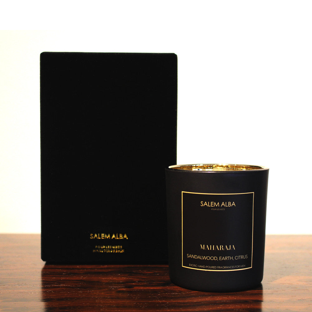 MAHARAJA Scented Candle