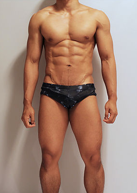 Panther Swimming Trunks