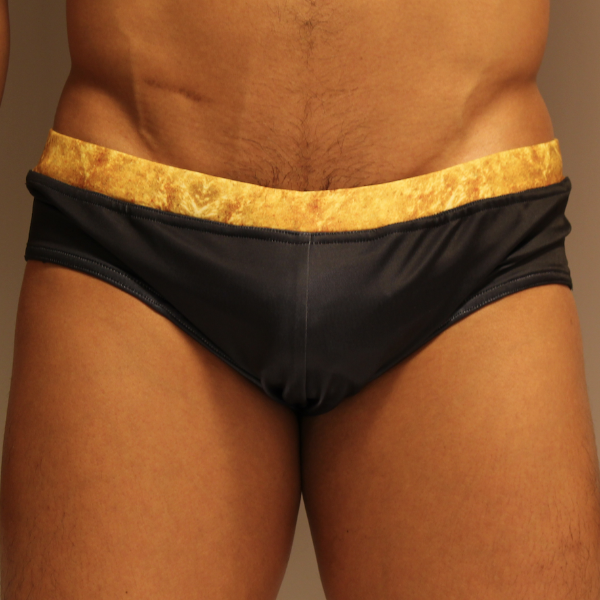 Crown Swimming Trunks