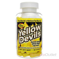 yellow devil diet pill