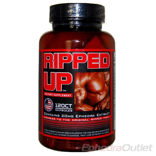 ripped up ephedra