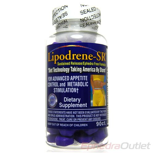 lipodrene sr reviews