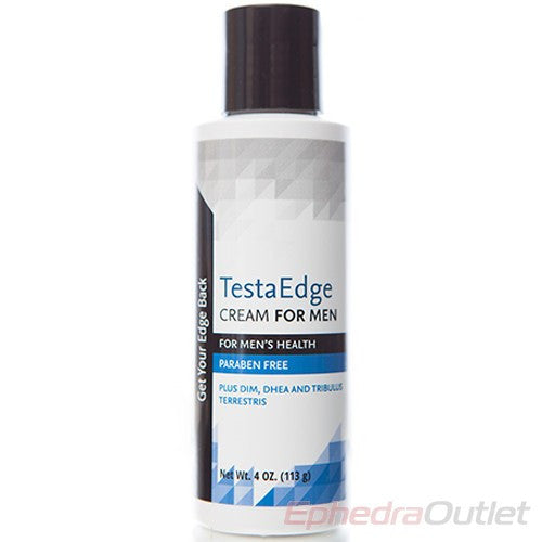 Testa edge testosterone cream for men