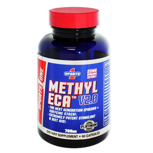 Methyl ECA Stack by Sports One