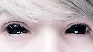 Who Can Wear Black Sclera Contacts?