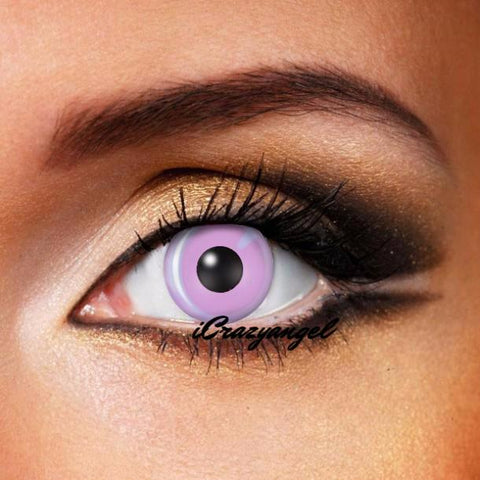 Violet Crazy Contact Lenses