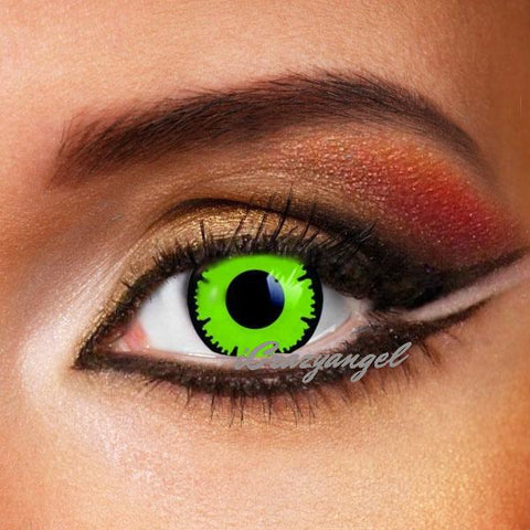 Alice Green Contact Lenses
