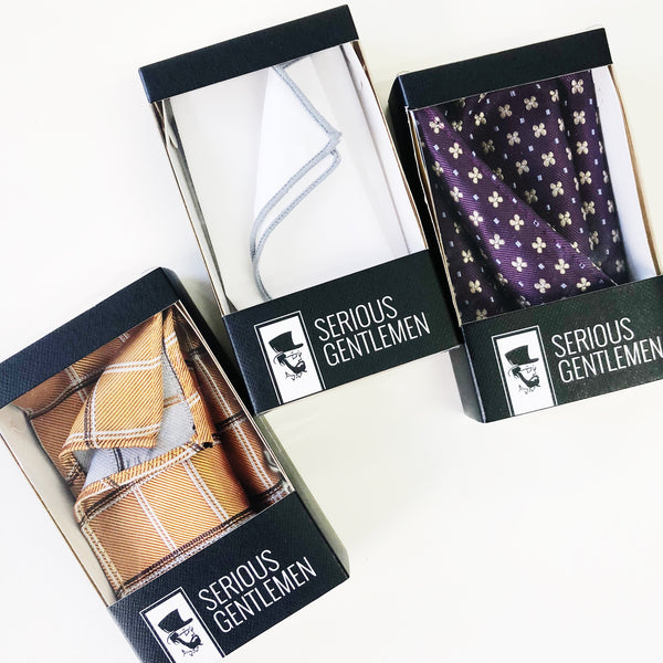 Pocket Squares (Colored)