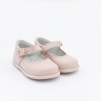 TNY Mary Jane Pale Pink Shoes