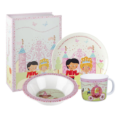 Cinderella 3 Piece Breakfast Set