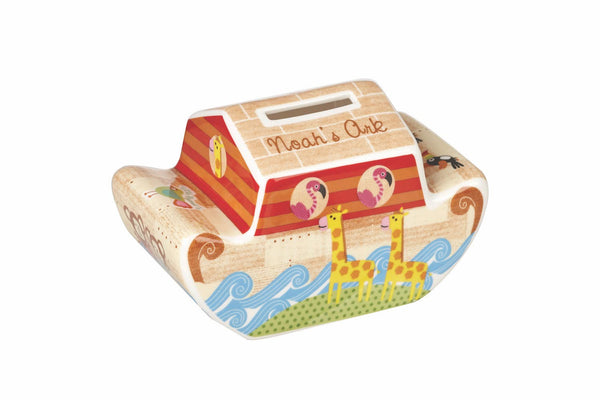 Noah'a Ark Money Box