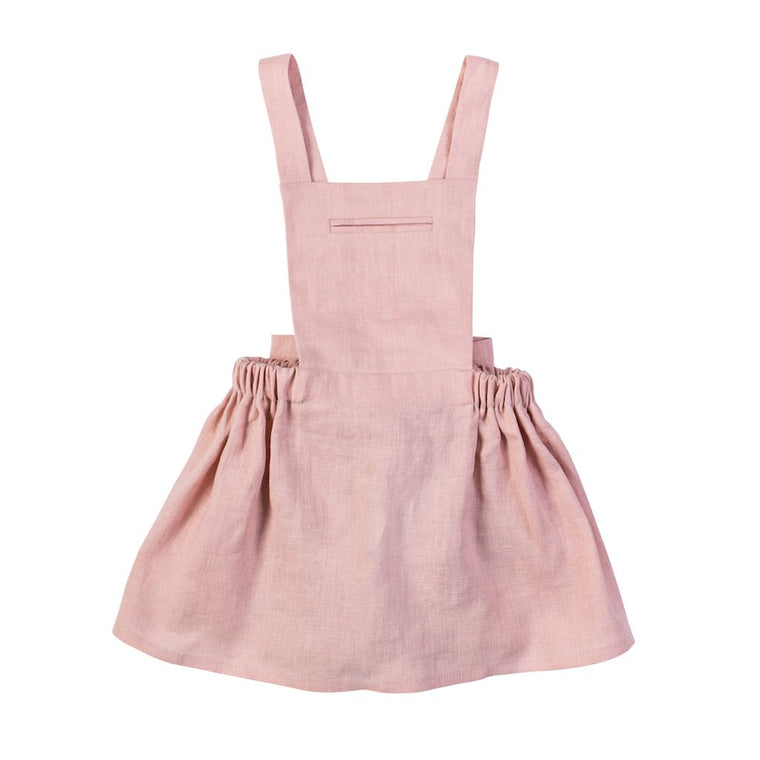 Polina Pinafore Dress