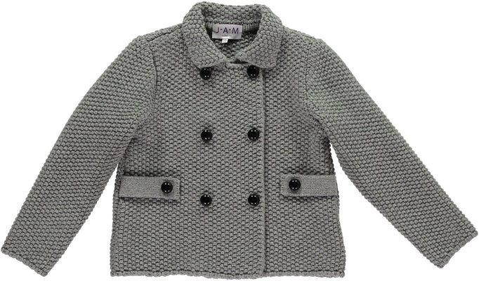 Girls Grey Reese Jacket
