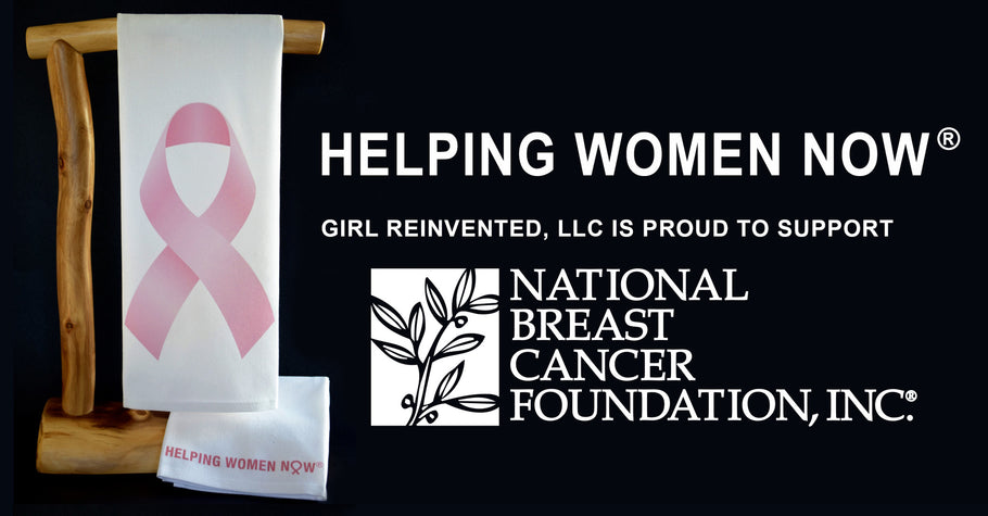 Official Partners with the National Breast Cancer Foundation
