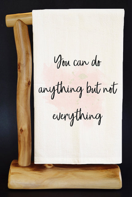 ANYTHING NOT EVERYTHING 28