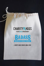 20% Net Proceeds Benefits BADASS BROOKLYN ANIMAL RESCUE. Wine & Dogs Dish Towel & Reusable Bag!