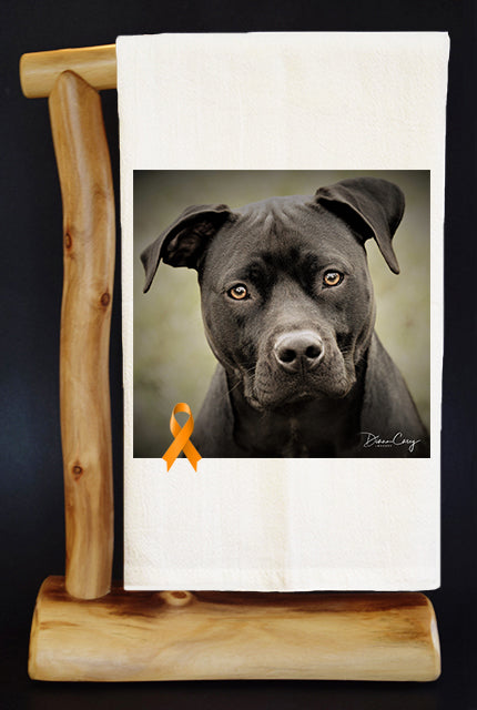 40% Net Proceeds Benefits Animal Rescue & Pediatric Cancer. BEAR Dish Towel & Reusable Bag!