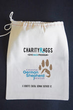 20% Net Proceeds Benefits COASTAL GERMAN SHEPHERD. KEEP CALM & ADOPT Dish Towel & Reusable Bag!