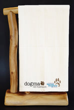 "20% Net Proceeds BENEFITS COASTAL GERMAN SHEPHERD. AXEL 28"" x 29"" Premium Flour Sack Dish Towel & Reusable Bag!"