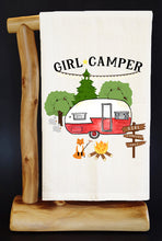 GIRL CAMPER 20% Benefits The Hold You Foundation Dish Towel & Reusable Bag!