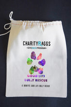 20% Net Proceeds Benefits GOOD LIF3 BULLY RESCUE! Love is... Dish Towel & Reusable Bag!