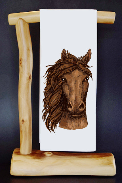 20% Net Proceeds Benefits HORSE RESCUE. Horse Mane 17