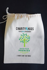 "25% Net Proceed Benefits SANDY HOOK PROMISE 17"" x 30"" Modern Dish Towel & Reusable Bag!"