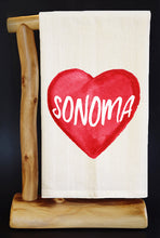 "20% Net Proceeds BENEFITS CA WILDFIRES • SONOMA 28"" x 29"" Premium Flour Sack Dish Towel & Bag & Reusable Bag!"