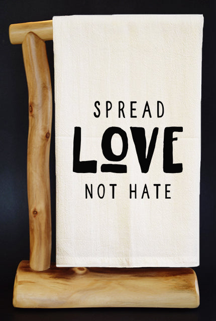 SPREAD LOVE NOT HATE 28
