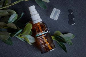 Introducing Apothaka® barrier support serum with niacinamide, ceramides & hyaluronic acid