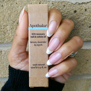 Top tips for healthy nails