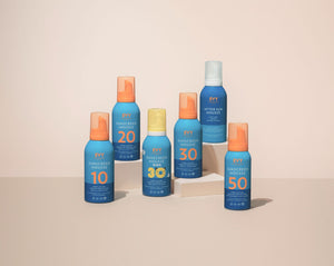 Evy sunscreens 5 star UVA at Apothaka