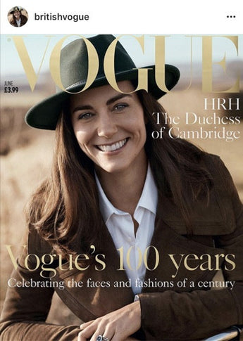 Kate's Vogue Cover: Love It or Loathe It?