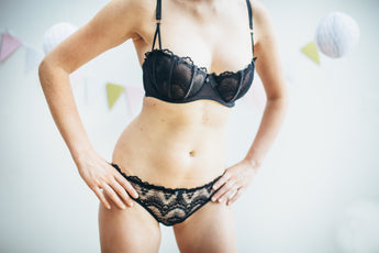 Everyday Women Model Lingerie Putting Body Image Under The Spotlight