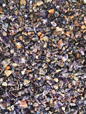 Amethyst Chips (medium) - 1 pound