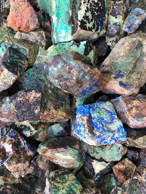 Azurite Malachite - 1 pound