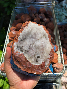 Geodes (closed), Mexico - 1 pound