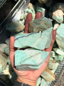 Amazonite Tanzania - 10 pounds