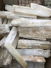 Selenite (Satin Spar) Rough - 1lb