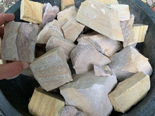Sunset Sandstone - 1 pound